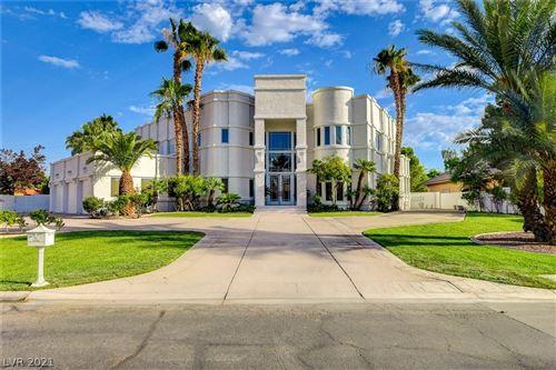 Photo of 3765 Pacific Street, Las Vegas, NV 89121 (MLS # 2313116)