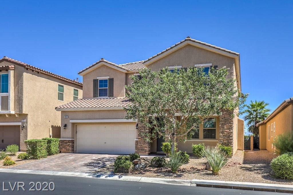 Photo of 850 Gallery Course Drive, Las Vegas, NV 89148 (MLS # 2227116)
