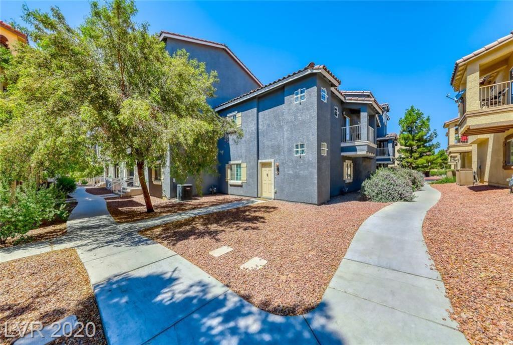 Photo of 5920 Palmilla Street #7, North Las Vegas, NV 89031 (MLS # 2207117)