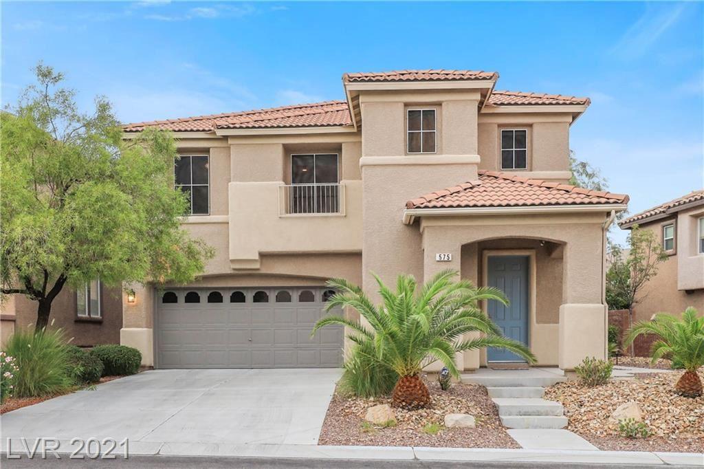 Photo of 575 Lacabana Beach Drive, Las Vegas, NV 89138 (MLS # 2329117)
