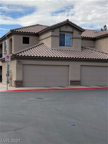 Photo of 6695 Caporetto Lane #201, North Las Vegas, NV 89084 (MLS # 2281119)