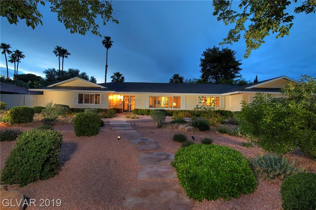 Photo for 3698 MEADOWCREST Drive, Las Vegas, NV 89121 (MLS # 2101120)
