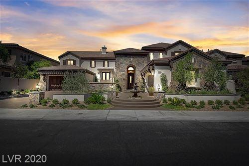 Photo of 11570 Morning Grove Drive, Las Vegas, NV 89135 (MLS # 2218121)