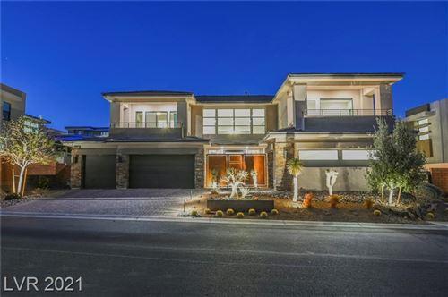 Photo of 11440 Opal Springs Way, Las Vegas, NV 89135 (MLS # 2259121)