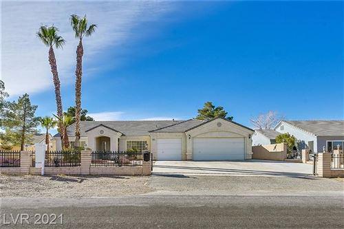Photo of 3405 Thom Boulevard, Las Vegas, NV 89130 (MLS # 2260122)