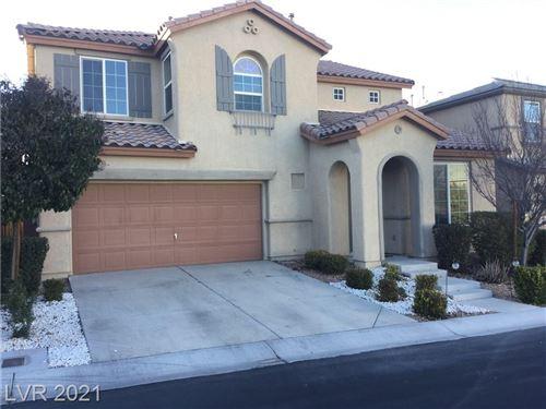 Photo of 7831 Castle Rock Peak Street, Las Vegas, NV 89166 (MLS # 2263123)