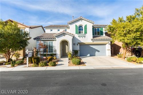 Photo of 7823 CASTLE ROCK PEAK Street, Las Vegas, NV 89166 (MLS # 2163124)