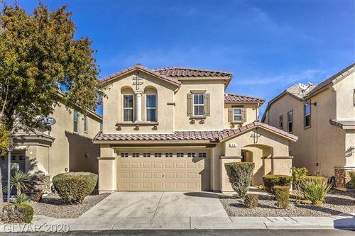 Photo of 66 LIONS DEN Avenue, North Las Vegas, NV 89031 (MLS # 2167124)