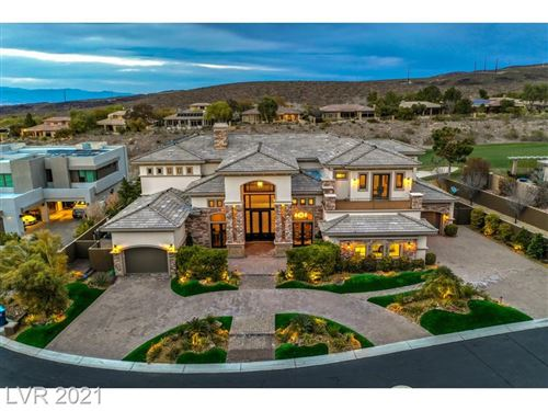 Photo of 8 Paradise Valley Court, Henderson, NV 89052 (MLS # 2286124)