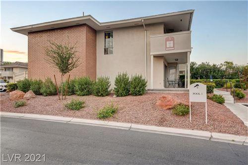 Photo of 778 Oakmont Avenue #303, Las Vegas, NV 89109 (MLS # 2335124)