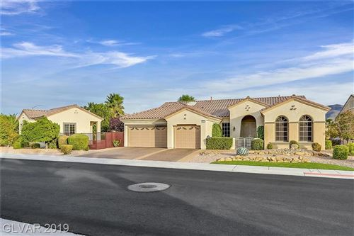 Photo of 2721 OLIVIA HEIGHTS Avenue, Henderson, NV 89052 (MLS # 2145125)