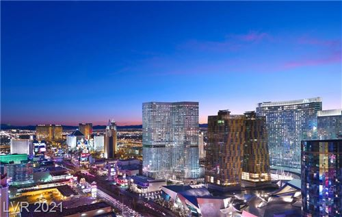 Photo of 3750 South Las Vegas Boulevard #3908, Las Vegas, NV 89158 (MLS # 2264125)
