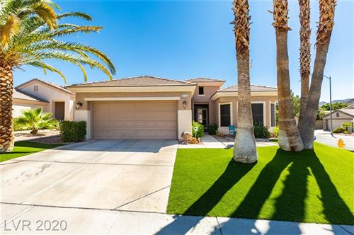 Photo of 512 Bonnie Brooke Place, Henderson, NV 89012 (MLS # 2212126)