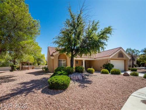 Photo of 2620 SPRINGRIDGE Drive, Las Vegas, NV 89134 (MLS # 2140127)