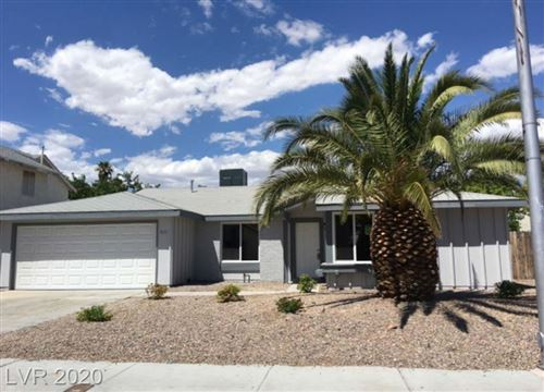 Photo of 3631 Bronco Road, Las Vegas, NV 89103 (MLS # 2215129)