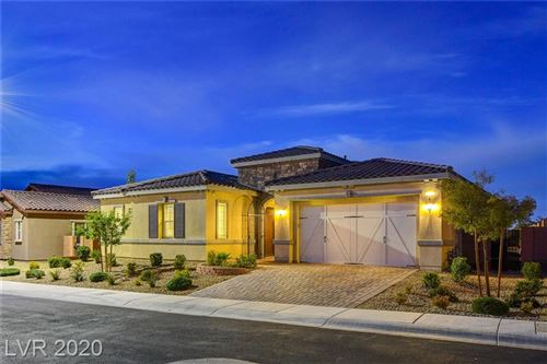 Photo of 2572 Desante Drive, Henderson, NV 89044 (MLS # 2250129)