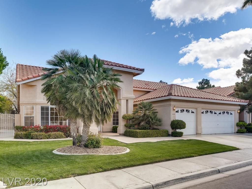 Photo of 1416 Castle Crest, Las Vegas, NV 89117 (MLS # 2188129)