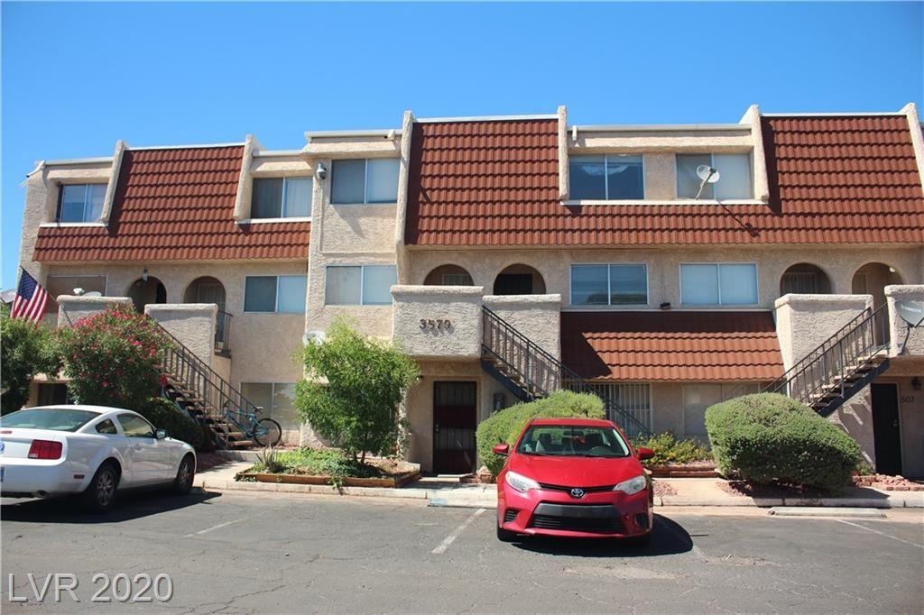 Photo of 3579 Arville #502B, Las Vegas, NV 89103 (MLS # 2200129)