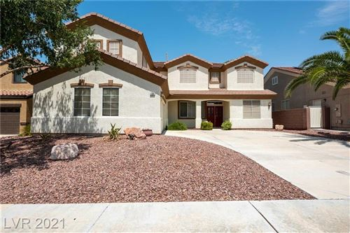 Photo of 2368 Teton Ranch Avenue, Henderson, NV 89052 (MLS # 2327130)