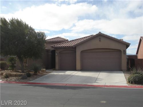 Photo of 7521 JAVA SPARROW Street, North Las Vegas, NV 89084 (MLS # 2123131)