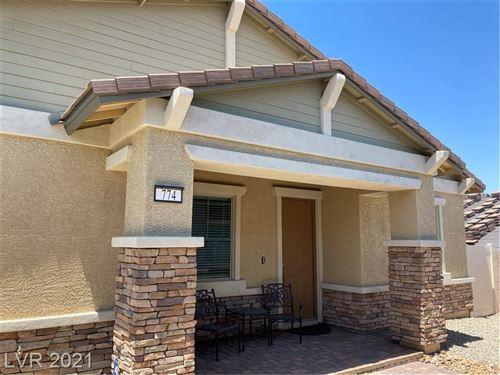 Photo of 774 Iris Desert Street, Henderson, NV 89011 (MLS # 2313131)