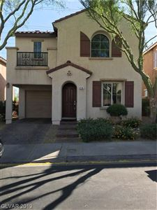 Photo of 216 Caraway Bluffs Pl Place, Henderson, NV 89015 (MLS # 2094132)