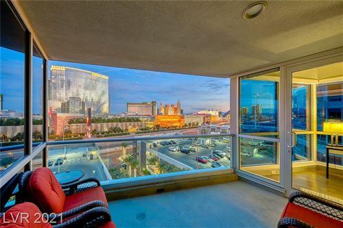 Photo of 4525 Dean Martin Drive #912, Las Vegas, NV 89103 (MLS # 2259132)