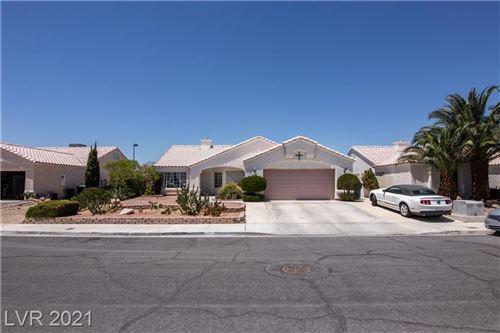 Photo of 4909 Vega Lane, Las Vegas, NV 89130 (MLS # 2300132)