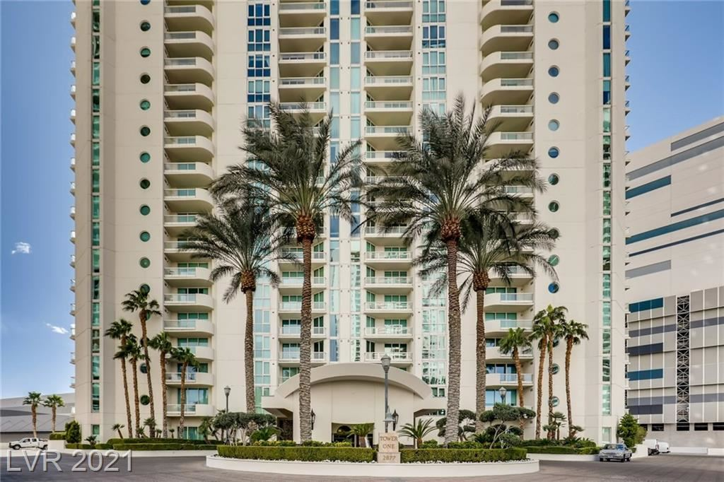 Photo of 2877 Paradise Road #1803, Las Vegas, NV 89109 (MLS # 2270132)