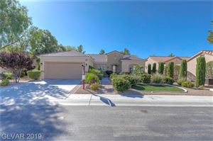 Photo of 2321 CANYONVILLE Drive, Henderson, NV 89052 (MLS # 2128133)