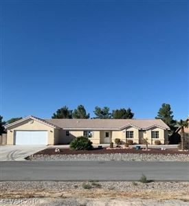 Photo of 720 West INDIAN WELLS, Pahrump, NV 89060 (MLS # 2143133)