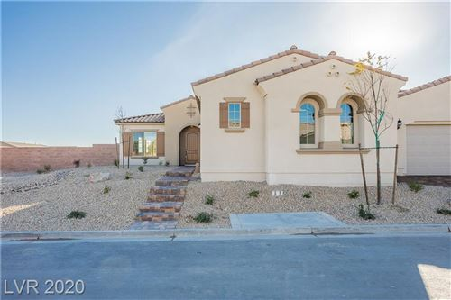 Photo of 7737 Aztec Sandstone Court, Las Vegas, NV 89131 (MLS # 2257133)