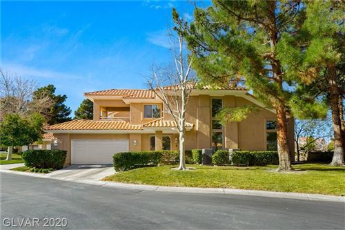 Photo of 8481 HEATHER DOWNS Drive, Las Vegas, NV 89113 (MLS # 2172134)