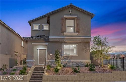 Photo of 10586 SARIAH SKYE Avenue #lot 79, Las Vegas, NV 89166 (MLS # 2239134)