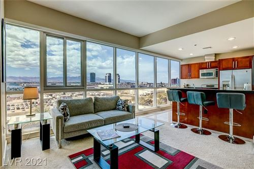Photo of 4575 Dean Martin Drive #610, Las Vegas, NV 89103 (MLS # 2288134)