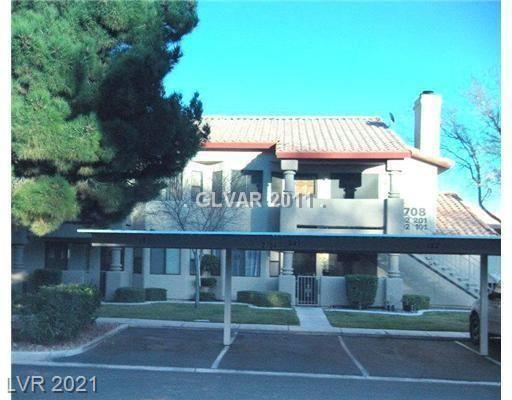 Photo of 2708 Otter Creek Court #202, Las Vegas, NV 89117 (MLS # 2344134)