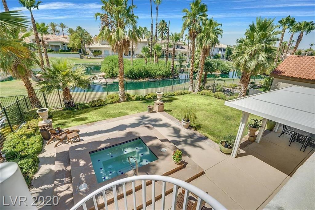 Photo of 8812 Rainbow Ridge Drive, Las Vegas, NV 89117 (MLS # 2214135)
