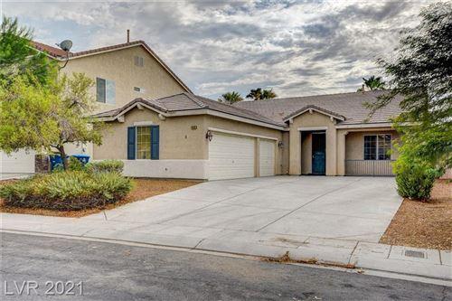 Photo of 4129 Karma Drive, North Las Vegas, NV 89032 (MLS # 2319136)