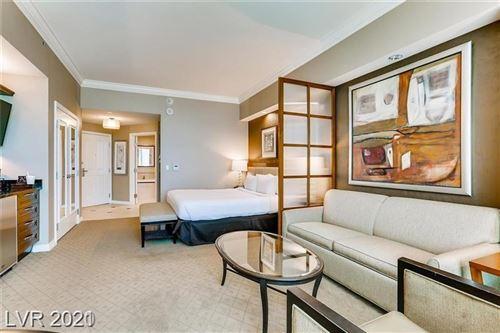 Photo of 135 East HARMON Avenue #3604, Las Vegas, NV 89109 (MLS # 2321136)