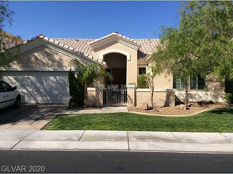 Photo of 152 CLIFF VALLEY Drive, Las Vegas, NV 89148 (MLS # 2167136)