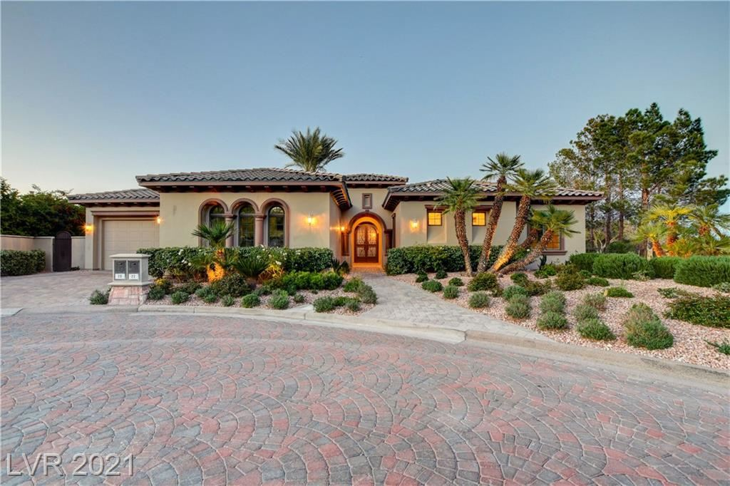 Photo for 22 Bel Giorno Court, Henderson, NV 89011 (MLS # 2282138)