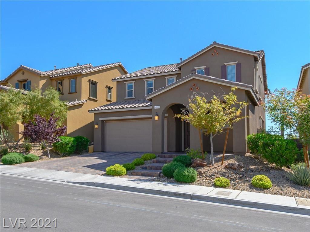 Photo of 466 Cabral Peak Street, Las Vegas, NV 89138 (MLS # 2289138)
