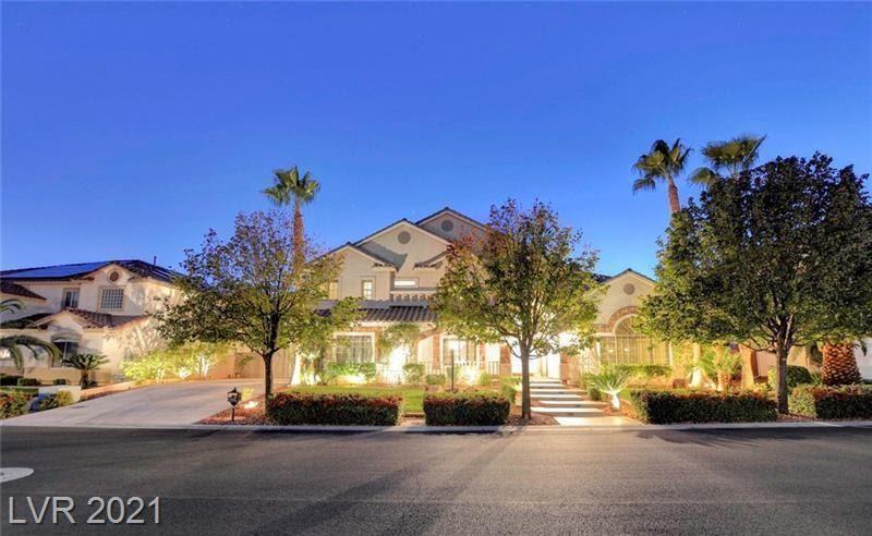 Photo of 7351 Bachelors Button Drive, Las Vegas, NV 89131 (MLS # 2309138)