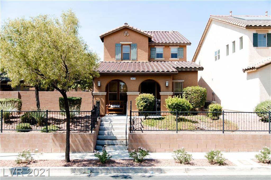 Photo of 7420 Clifton Gardens Street, Las Vegas, NV 89166 (MLS # 2333138)