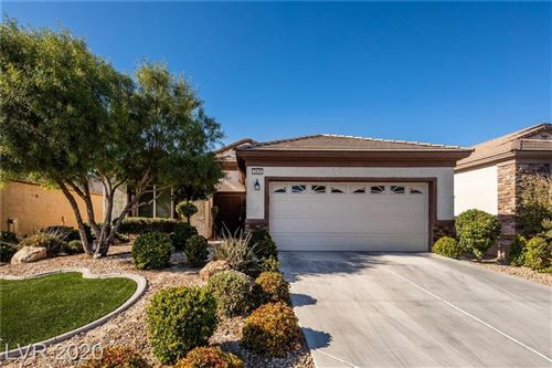 Photo of 2420 ANDROMEDA Avenue, Henderson, NV 89044 (MLS # 2148140)