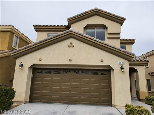 Photo of 190 TALL RUFF Drive, Las Vegas, NV 89148 (MLS # 2167140)