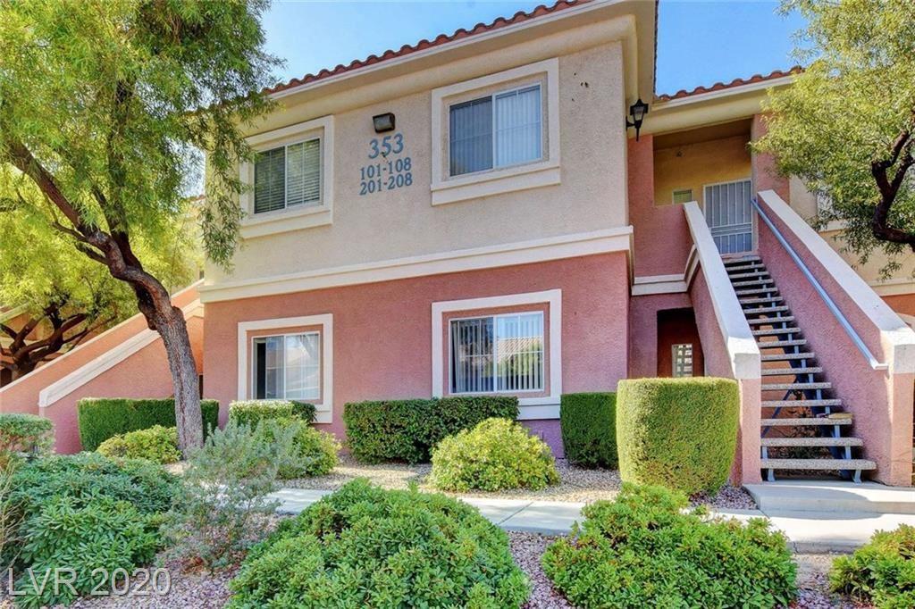 Photo of 353 Amber Pine Street #201, Las Vegas, NV 89144 (MLS # 2212140)