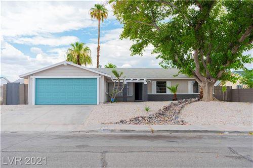 Photo of 4794 El Tesoro Avenue, Las Vegas, NV 89121 (MLS # 2320141)