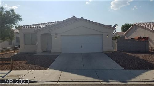 Photo of 5307 Wild Orchid Street, North Las Vegas, NV 89031 (MLS # 2233142)