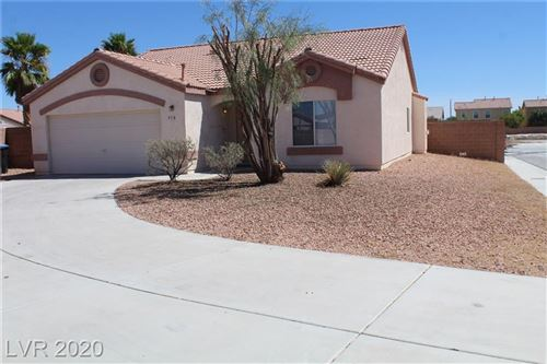 Photo of 510 Sun Mountain Avenue, North Las Vegas, NV 89031 (MLS # 2234142)